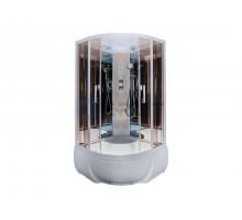 Душевая кабина Erlit ER5709TP-C25 900*900*2150 высокий поддон, светлое стекло