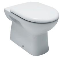 Унитаз приставной DEEP BY JIKA с седеньем, белый