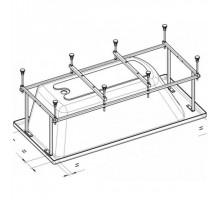 Монтажный комлект для акриловых ванн LINE 170X70 ZRU9302925