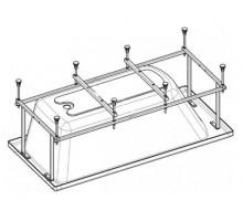 Монтажный комплект к акриловой ванне BECOOL 180Х80