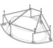 Монтажный комплект к акриловой ванне BALI 150X150
